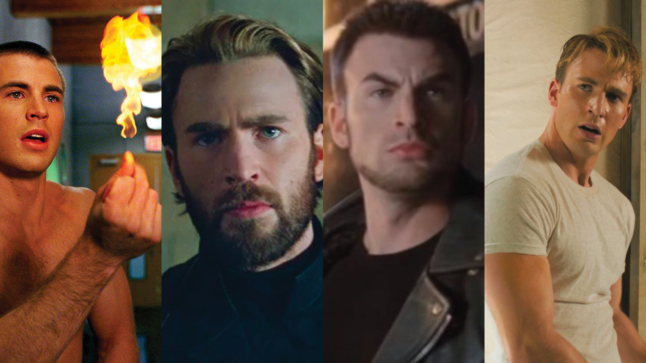 chris evans movie quiz